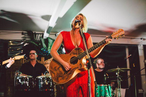 Kylie Jane Performing